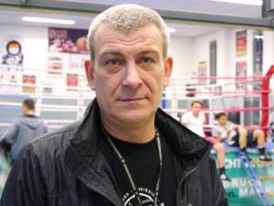 Boxtrainer Tolkovets hofft auf Frieden in seinem Heimatland